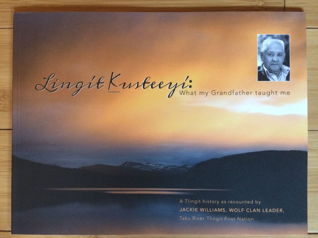 Lingit Kusteeyi book cover